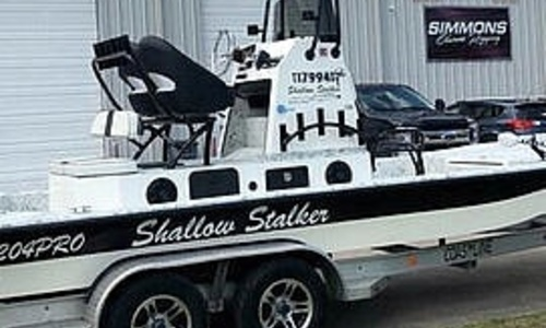 Image of Shallow Stalker Cat 204 Pro for sale in United States of America for $47,000 (£36,896) Houston, Texas, United States of America