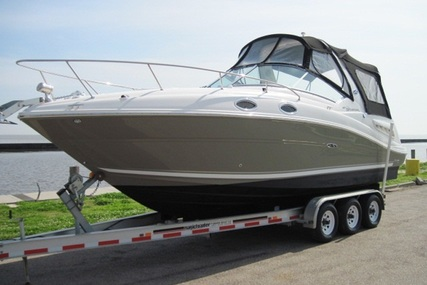 Sea Ray 260 Sundancer for sale in Indonesia for $24,000 (£19,399)