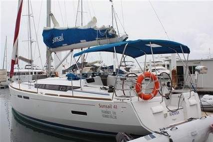 Jeanneau Sun Odyssey 409 for sale in Thailand for €79,000 (£66,731)