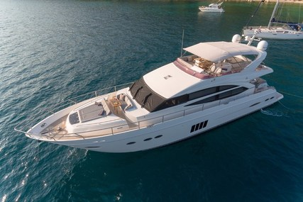 Princess 72 Fly for sale in Croatia for €1,275,000 (£1,088,005)