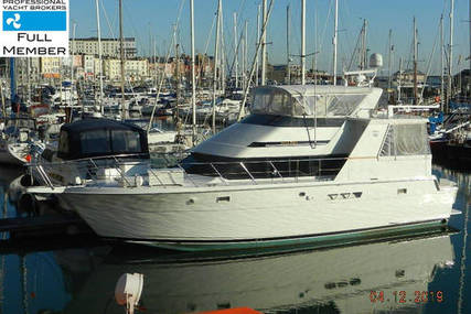 Hatteras 48 Cockpit Motor Yacht for sale in United Kingdom for €144,950 (£121,260)