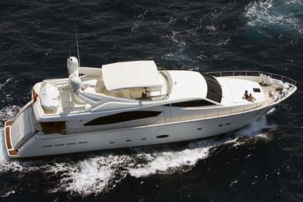 Ferretti 880 for sale in Spain for €1,350,000 (£1,138,453)