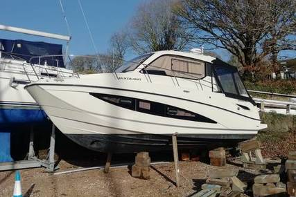 Quicksilver Activ 855 Weekend for sale in United Kingdom for £85,000