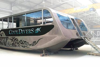 CATAMARAN Diving for sale in Germany for €199,000 (£178,373)