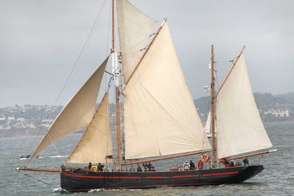 Custom Brixham Trawler Gaff Ketch for sale in United Kingdom for £240,000