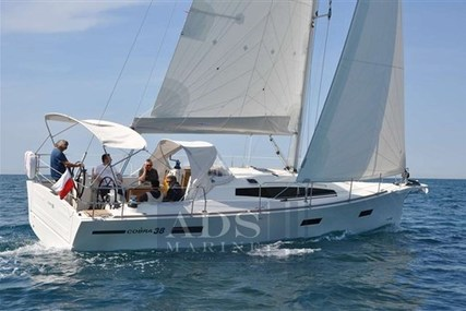 Cobra 38 for sale in Croatia for €124,000 (£112,876)