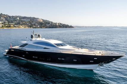 Sunseeker Predator 108 for sale in France for €2,750,000 (£2,485,471)