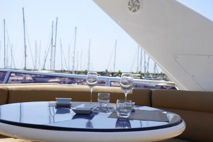 Elegance Yachts 76 for sale in Spain for €910,000 (£789,999)