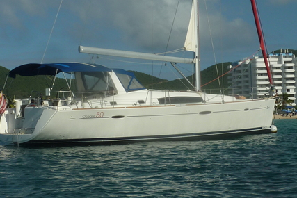 Beneteau 50 for sale in British Virgin Islands for $179,000 (£136,911)