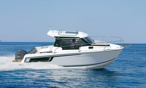 Image of Jeanneau Merry Fisher 695 for sale in United Kingdom for £59,950 Chichester Marina, United Kingdom
