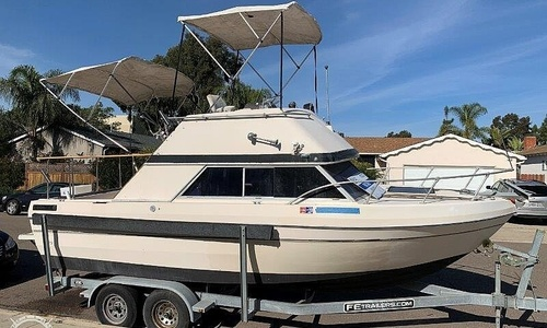 Image of Bayliner 2350 Nisqually for sale in United States of America for $10,000 (£7,244) San Diego, California, United States of America