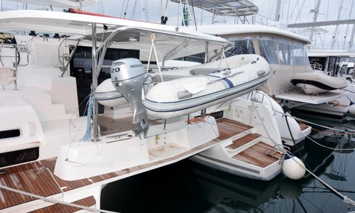 Image of Lagoon 42 for sale in Croatia for €410,000 (£370,799) Dalmatia (, Croatia