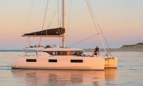 Image of Lagoon 46 for sale in France for €811,295 (£679,221) sable d'olonne, , France