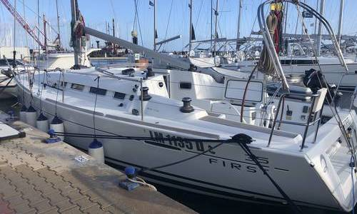 Image of Beneteau First 35 for sale in Italy for €77,950 (£71,188) Sardinia, Italy