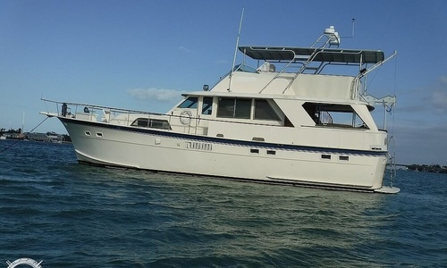 Image of Hatteras 53 Motoryacht for sale in United States of America for $85,000 (£64,895) Bradenton, Florida, United States of America