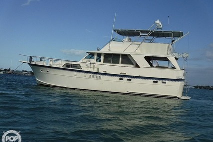 Hatteras 53 Motoryacht for sale in United States of America for $125,000 (£99,088)