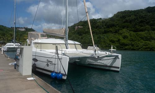 Image of Fountaine Pajot Lipari 41 for sale in Grenada for $355,000 (£289,394) Grenada