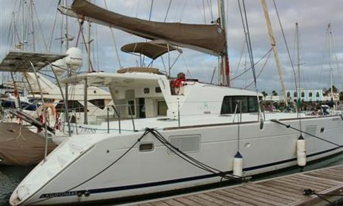 Image of Lagoon 440 for sale in Spain for €325,000 (£292,996) Lanzarote, Spain