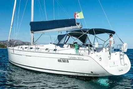 Beneteau Cyclades 50.5 for sale in Italy for €112,500 (£101,134)