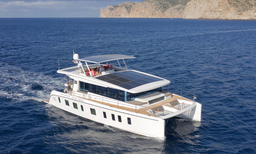 Image of SILENT YACHTS 55 for sale in United Kingdom for €1,562,730 (£1,407,396) London, United Kingdom
