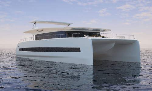 Image of SILENT YACHTS 80 for sale in United Kingdom for €4,456,290 (£4,084,779) London, United Kingdom