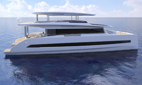 Image of SILENT YACHTS 80 Tri-Deck for sale in United Kingdom for €5,039,690 (£4,627,135) London, United Kingdom
