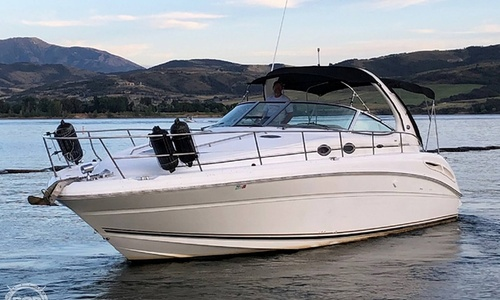 Image of Sea Ray 360 Sundancer for sale in United States of America for $119,900 (£92,563) Salt Lake City, Utah, United States of America