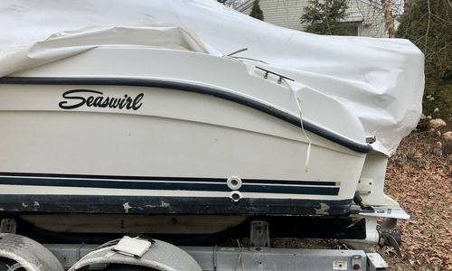 Image of Seaswirl Striper 2300 WA for sale in United States of America for $17,750 (£13,742) South Kingstown, Rhode Island, United States of America