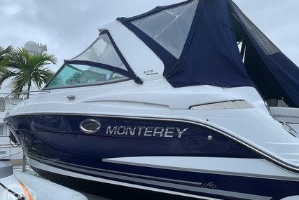 Monterey 275 SY for sale in United States of America for $87,800 (£66,914)