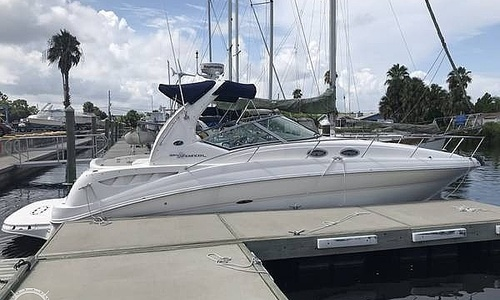 Image of Sea Ray 320 Sundancer for sale in United States of America for $72,300 (£55,951) Hernando Beach, Florida, United States of America