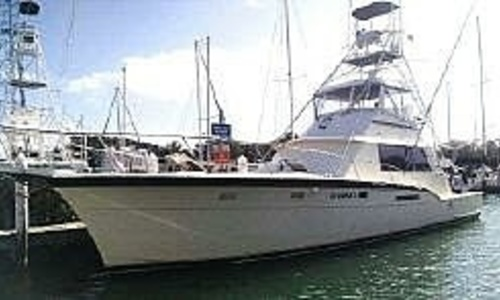 Image of Hatteras 53 Convertible for sale in United States of America for $152,000 (£122,593) Islamorada, Florida, United States of America