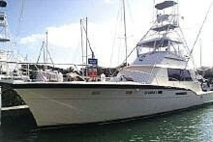 Hatteras 53 Convertible for sale in United States of America for $152,000 (£117,679)