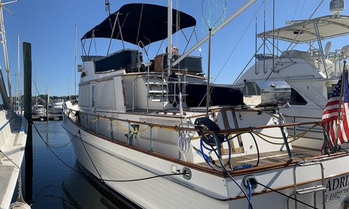 Image of Grand Banks 42 Classic Trawler for sale in United States of America for $138,900 (£106,298) Saint Augustine, Florida, United States of America