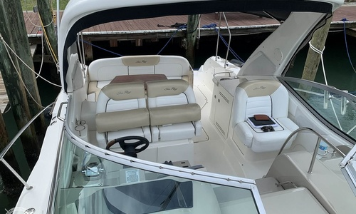 Image of Sea Ray 330 Sundancer for sale in United States of America for $125,000 (£95,434) Clearwater Beach, Florida, United States of America