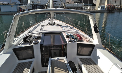Image of Beneteau 41 Oceanis for sale in Spain for €145,000 (£131,173) BARCELONA - , Spain