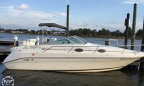 Image of Sea Ray 250 Sundancer for sale in United States of America for $15,000 (£12,043) Chesapeake, Virginia, United States of America