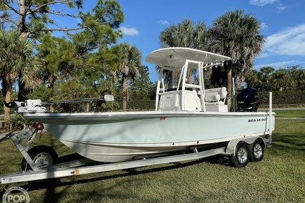 Sea Hunt BX 22 BR for sale in United States of America for $53,000 (£40,538)