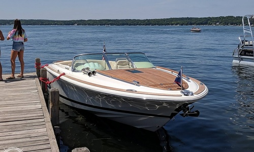 Image of Chris-Craft Corsair 25 for sale in United States of America for $99,900 (£72,885) Pewaukee, Wisconsin, United States of America