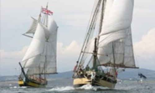 Image of Topsail Schooner for sale in United Kingdom for £100,000 Cardiff, United Kingdom