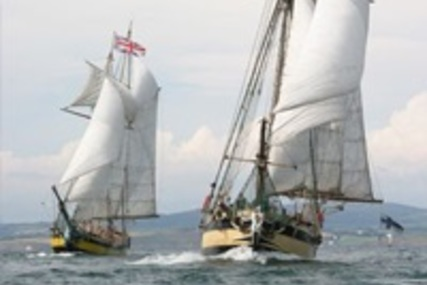 Topsail Schooner for sale in United Kingdom for £125,000