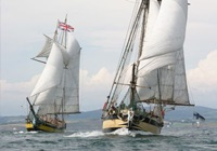Topsail Schooner for sale in United Kingdom for £100,000
