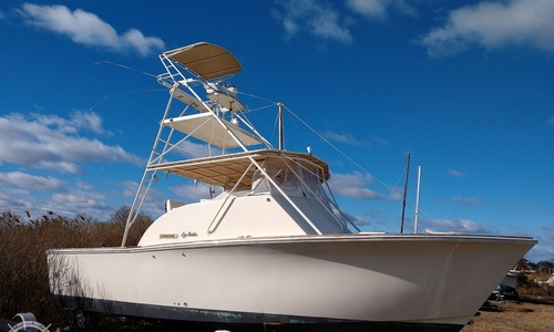 Image of Egg Harbor 30 Custom open Sportfish for sale in United States of America for $30,000 (£21,733) Patchogue, New York, United States of America