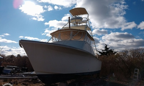 Image of Egg Harbor 30 Custom open Sportfish for sale in United States of America for $30,000 (£21,821) Patchogue, New York, United States of America