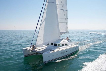Lagoon 380 for charter in Spain from €4,090 / week
