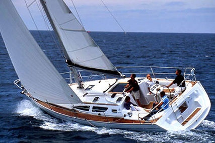 Jeanneau Sun Odyssey 35 for sale in Greece for £60,000