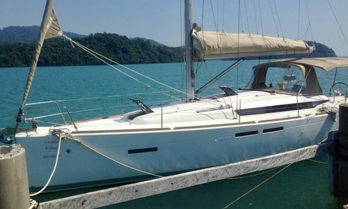Image of Jeanneau Sun Odyssey 409 for sale in Thailand for £90,000 Thailand