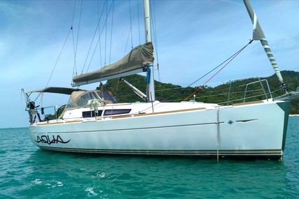 Jeanneau Sun Odyssey 33i for sale in Thailand for £75,000