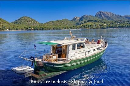 Astilleros menorca Menorquin 160 for charter in Spain from €14,000 / week