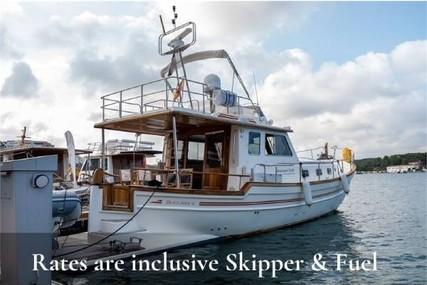 Astilleros menorca Menorquin 160 FLY for charter in Spain from €9,800 / week