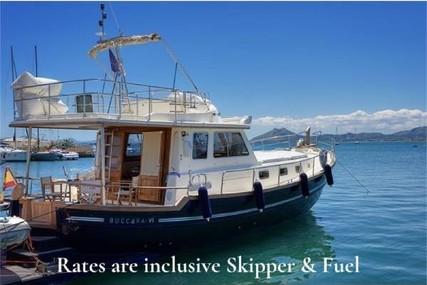 Astilleros menorca Menorquin 160 FLY LUX for charter in Spain from €10,150 / week